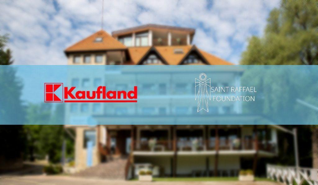 Кауфланд и Свети Рафаил – заедно в подкрепа на хората с психични заболявания